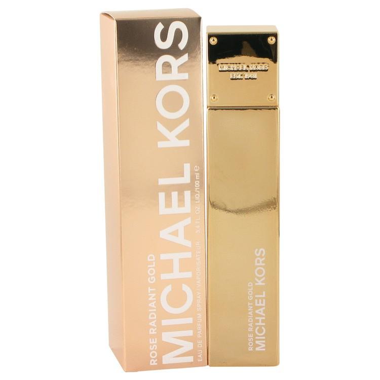 michael kors rose radiant gold by michael kors eau de parfum spray 10. Black Bedroom Furniture Sets. Home Design Ideas