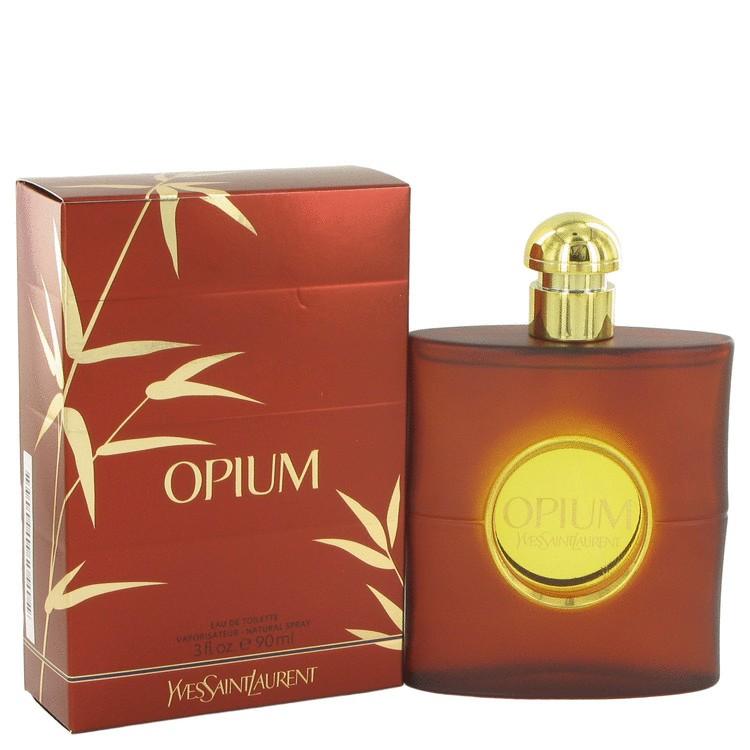 opium by yves saint laurent eau de toilette spray neue. Black Bedroom Furniture Sets. Home Design Ideas