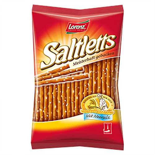 Lorenz Saltletts Sticks classic 1 Packung à 40 gr