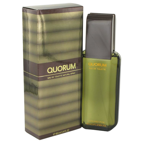 QUORUM by Antonio Puig Eau de Toilette Spray 100 ml