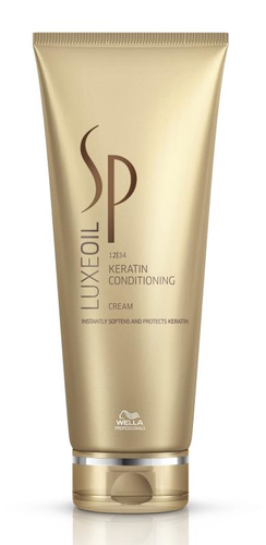 SP LuxeOil Keratin Conditioning Cream 200 ml
