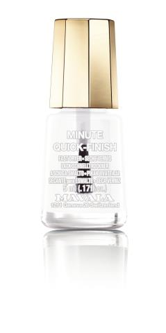 Mavala Minute-Quick Finish 10 ml