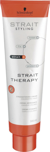 Schwarzkopf Strait Therapy Straightening Creme 2  300 ml