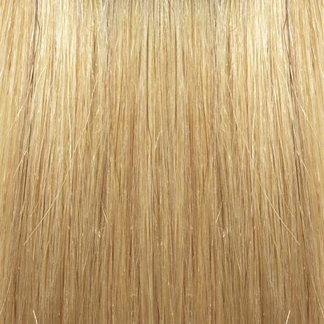 SHE Hair Extensions Glatt, Echthaar 140 Gold Ultrablond 55/60 cm, 10 Ex
