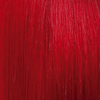 SHE Hair Extensions Clip In Funky, Kunsthaar Rot 40 cm