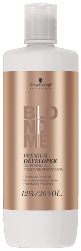 Schwarzkopf BLONDME Premium Developer 12%   1000 ml