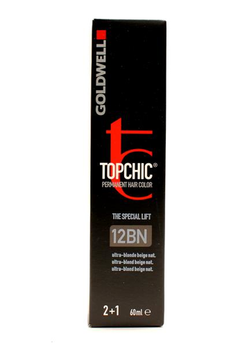 GW Topchic  12-BN  ultra blond beige naturell 60ml