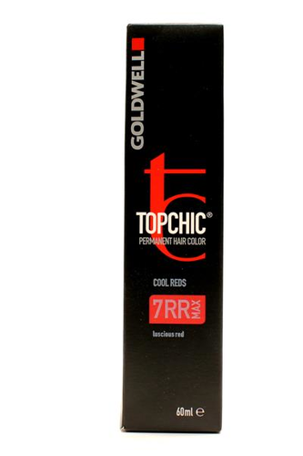 GW Topchic   7-RR  luscious red 60ml