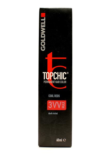 Goldwell Topchic Max Red 3/VV