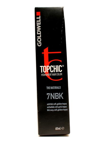 Goldwell Topchic Triflective 7/NBK