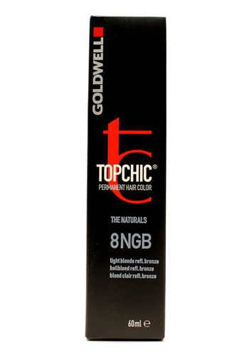 Goldwell Topchic Triflective 8/NGB
