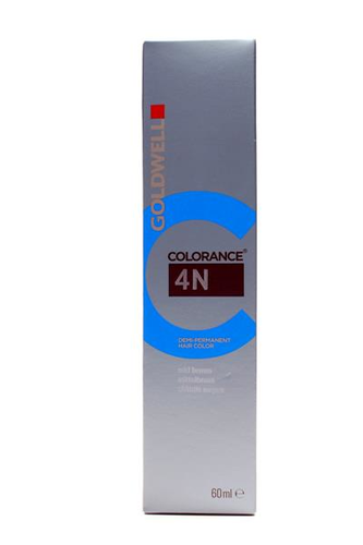 Goldwell Colorance Tube 4-N