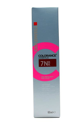 Goldwell Colorance Tube 7/NBK