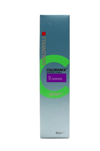 Goldwell Colorance Tube Express champagne 9