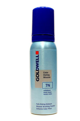 Goldwell Color Styling Mousse 7/N