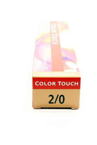 Wella Color Touch Grundton 2/0