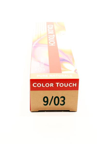 Wella Color Touch Nuancen  9/03