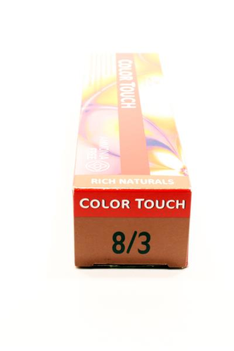 Wella Color Touch Nuancen  8/3