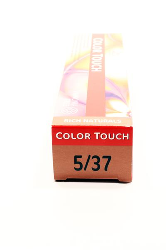 Wella Color Touch Nuancen  5/37