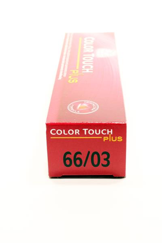 Wella Color Touch Plus 66/03