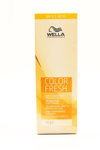 Wella Color Fresh Acid 7/47