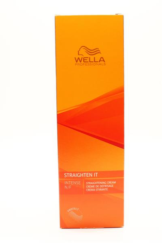 Wella Straigthen it Baseline Intense N/F