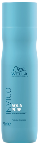 Wella INVIGO Balance Aqua Pure Shampoo 250 ml