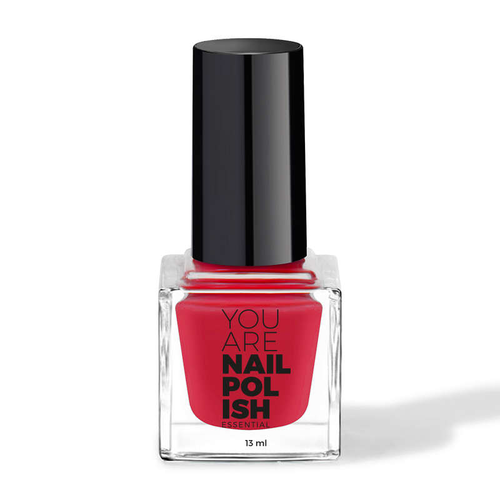 you are Nagellack, deep pink