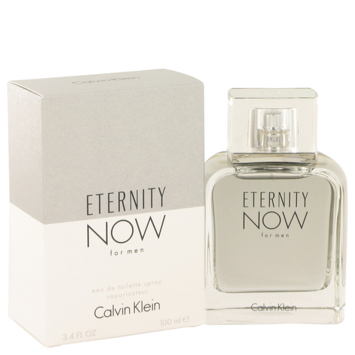 Eternity Now by Calvin Klein Eau de Toilette Spray 100 ml