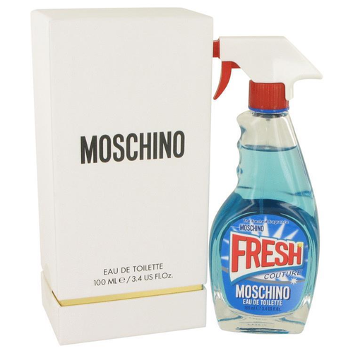 Moschino Fresh Couture by Moschino Eau de Toilette Spray 100 ml