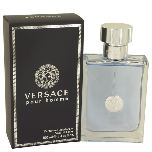 Versace Pour Homme by Versace Deodorant Spray 100 ml