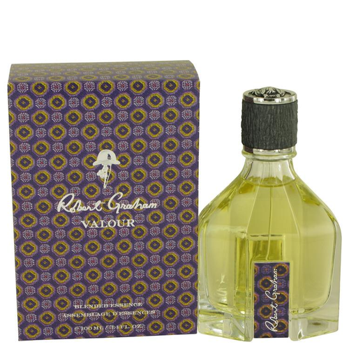 Robert Graham Valour by Robert Graham Blended Essence 100 ml