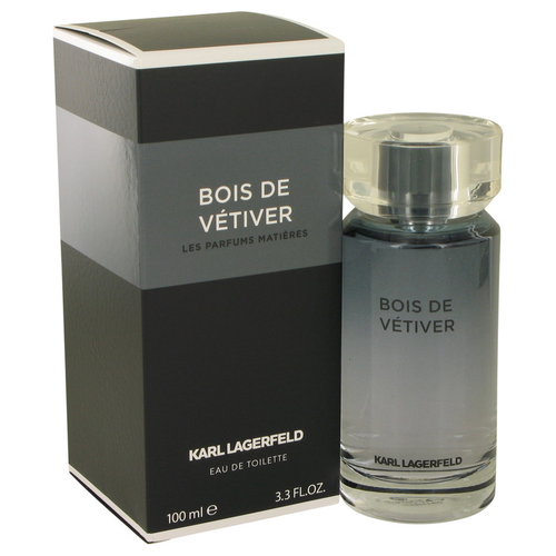 Bois De Vetiver by Karl Lagerfeld Eau de Toilette Spray 100 ml