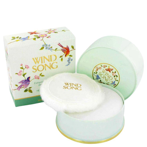 WIND SONG by Prince Matchabelli Dusting Powder 120 ml