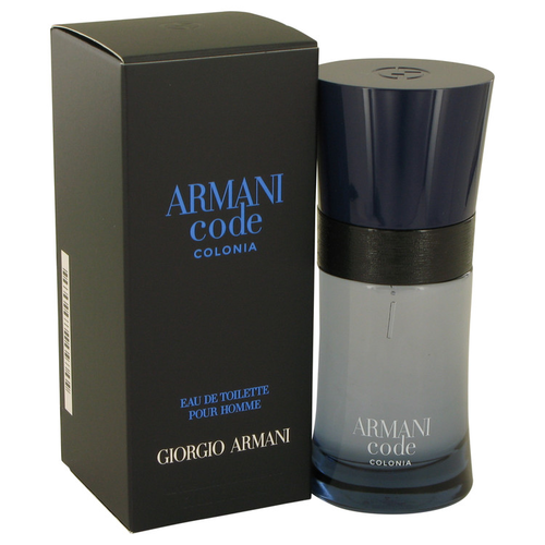 Armani Code Colonia by Giorgio Armani Eau de Toilette Spray 50 ml