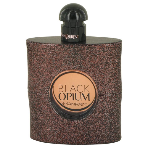 Black Opium by Yves Saint Laurent Eau de Toilette Spray (Tester) 90 ml