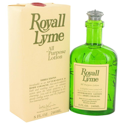 ROYALL LYME by Royall Fragrances All Purpose Lotion / Cologne 240 ml
